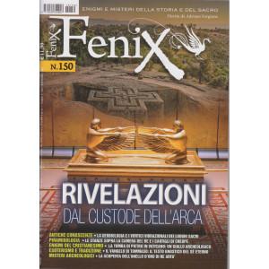 Fenix - n. 150 - mensile - aprile   2021