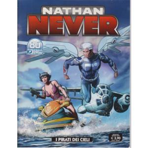 Nathan Never -I pirati dei ieli  - n. 358 - mensile - marzo  2021