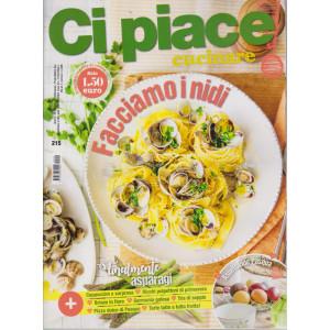 Ci Piace Cucinare ! -      n. 215 - settimanale -23/3/2021