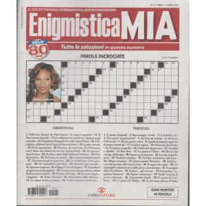 Enigmistica Mia - n. 15 -12  aprile  2021- settimanale