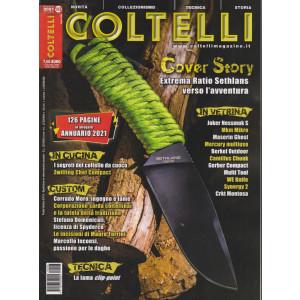 Coltelli - n. 103- bimestrale - dicembre - gennaio 2021