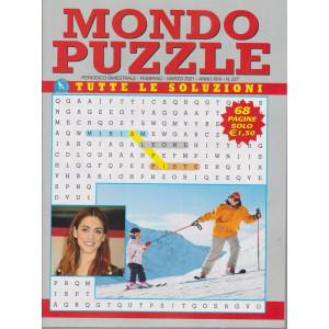Mondo Puzzle - n. 227 - bimestrale - febbraio - marzo 2021 - 68 pagine