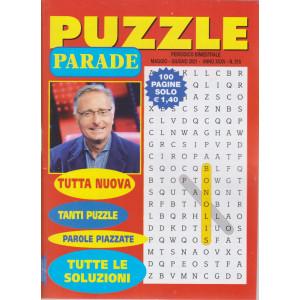 Puzzle Parade - n. 315 - bimestrale - maggio - giugno  2021- 100 pagine