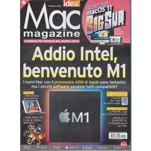 Mac magazine - n. 143 - mensile - 15/12/2020