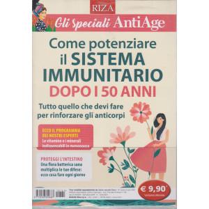 Salute naturale extra - n. 141 -Come potenziare il sistema immunitario dopo i 50 anni -   giugno - luglio   2021