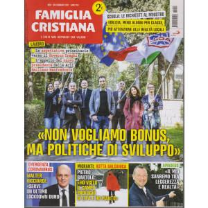 Famiglia Cristiana - n- 9- settimanale - 28 febbraio  2021