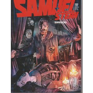 Samuel Stern -Simulacra - n. 14 - gennaio 2021- mensile