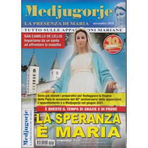 Medjugorje - La presenza di Maria - n. 11 - mensile - novembre 2020