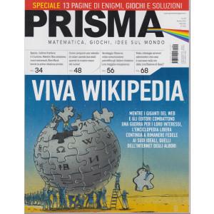 Prisma - n. 29 - aprile   2021 - mensile