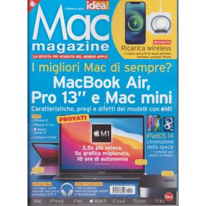 Mac magazine - n. 144 - mensile - febbraio 2021