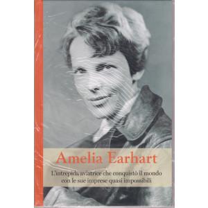 Grandi Donne -  Amelia Earhart  - n. 18 - settimanale -15/1/2021- copertina rigida