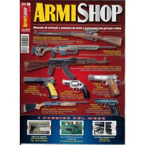 Armi Shop - Annunci Armi - n. 1 - mensile - Gennaio 2021