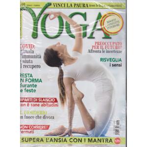 Vivere lo Yoga - + cd - n. 96 - gennaio - febbraio 2021 - bimestrale