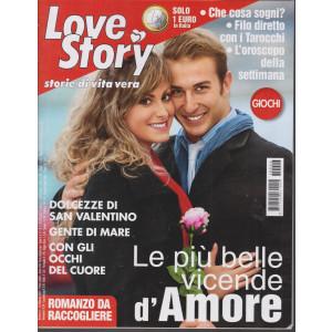 Love Story - n. 6 -16  febbraio 2021- settimanale