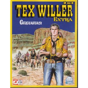 Tex Willer extra -Chiricahuasi - n. 3   - 3 di 3 - settembre 2021 - mensile