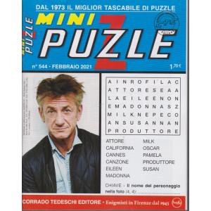 Minipuzzle - n. 544 - febbraio 2021 - mensile