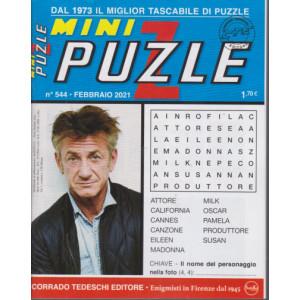Abbonamento Minipuzzle (cartaceo  mensile)