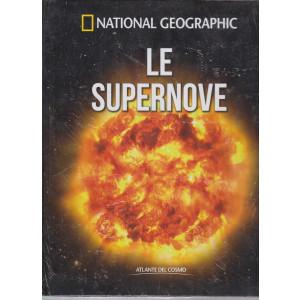 National Geographic   -  Le supernove - n. 10 - settimanale- 18/12/2020 - copertina rigida