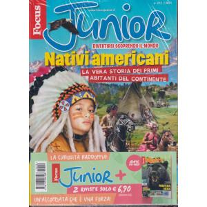 Focus Junior + Focus Wild - n. 212/2021 - 2 riviste