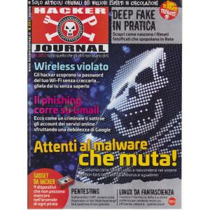 Hacker Journal - n. 251 - mensile - aprile  2021