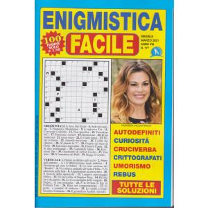 Enigmistica facile - n. 177 - mensile - marzo 2021 - 100 pagine
