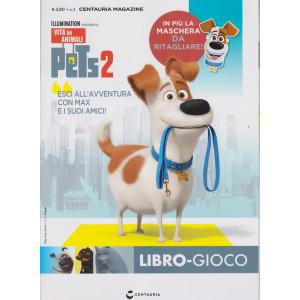 Illumination presenta Vita da animali - Pets 2 - Libro - gioco - n. 13 - 22/4/2021