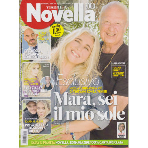 Novella 2000 - n. 24 - settimanale -2 giugno 2021
