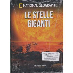 National Geographic   - Le stelle giganti -    n. 46  - settimanale- 27/8/2021 - copertina rigida