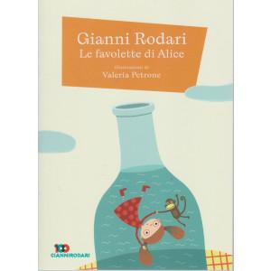 Gianni Rodari  -Le favolette di Alice - n. 31  - settimanale - 54  pagine