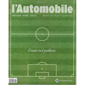 Abbonamento L'Automobile (cartaceo  mensile)