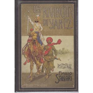 Emilio Salgari - La rivincita di Yanez - -  n. 24  - settimanale - 3/3/2021 - copertina rigida