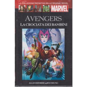 Graphic Novel Marvel - Avengers - La crociata dei bambini-  n. 61 -12/12/2020 - quattordicinale - copertina rigida