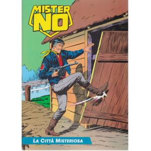 Mister No  -La città misteriosa -  n.29 - settimanale -