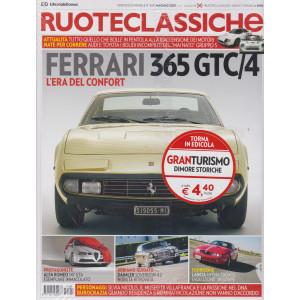 Ruoteclassiche + Granturismo - n. 389 - maggio 2021- mensile - 2 riviste