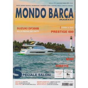 Mondo Barca Market - n. 259 - mensile - agosto - settembre  2021