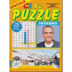 Speciale Ciao Puzzle inverno -   n. 88 - trimestrale - febbraio - aprile 2021 - 196 pagine