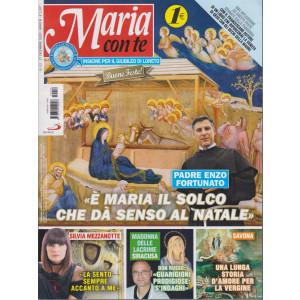 Maria con te - n. 52 - settimanale -27 dicembre 2020
