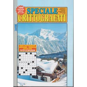 Speciale Crittografati - n. 153 - bimestrale - gennaio - febbraio 2021- 100 pagine