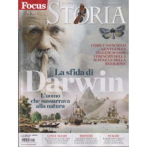 Focus Storia - n. 181 - novembre 2021 - mensile