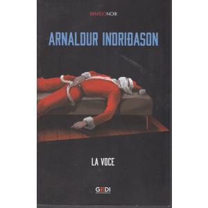 Brivido Noir - Arnaldour Indridason - La voce - n. 29 - settimanale - 17/12/2020 - 361 pagine