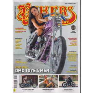 Bikers life - n. 10 -  ottobre  2021 - mensile