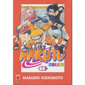 Naruto color - n. 2 - settimanale -