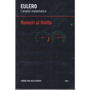Eulero - L'analisi matematica - n. 16 - settimanale - 26/2/2021 - copertina rigida