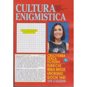 Cultura enigmistica - n. 331 - gennaio 2021 - mensile