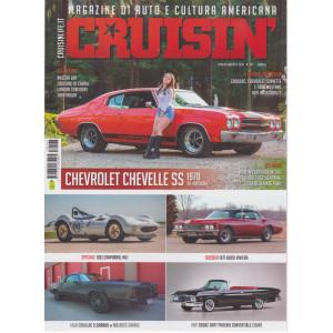 Cruisin' - n. 127 - luglio - agosto 2021 - bimestrale