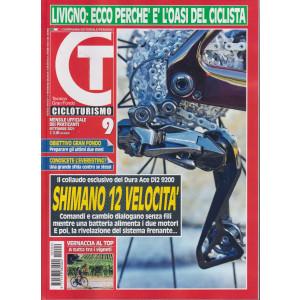 Cicloturismo - n. 9- mensile -settembre  2021