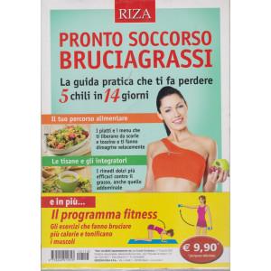 Le ricette Perdipeso - Pronto soccorso bruciagrassi- n. 113 - aprile  2021
