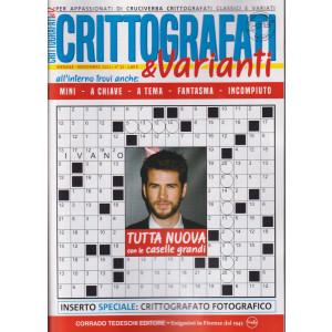 Crittografati & Varianti - n.31 - mensile -novembre 2021