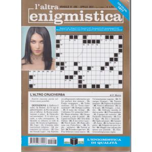 L'altra enigmistica - n. 498 - aprile 2021 - mensile