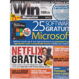 Win Magazine - + cd 700 mb - n. 275 - mensile - marzo 2021